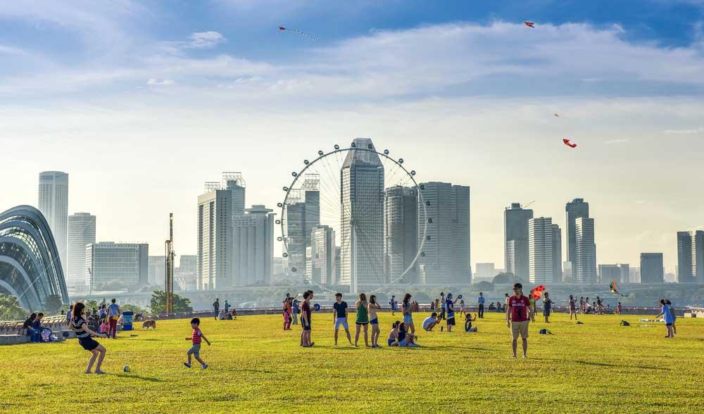 10 Destinasi Wisata Gratis di Singapura