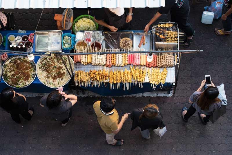 Wisata Kuliner di Bangkok, Jamin Bikin Air Liur Jatuh Deh!