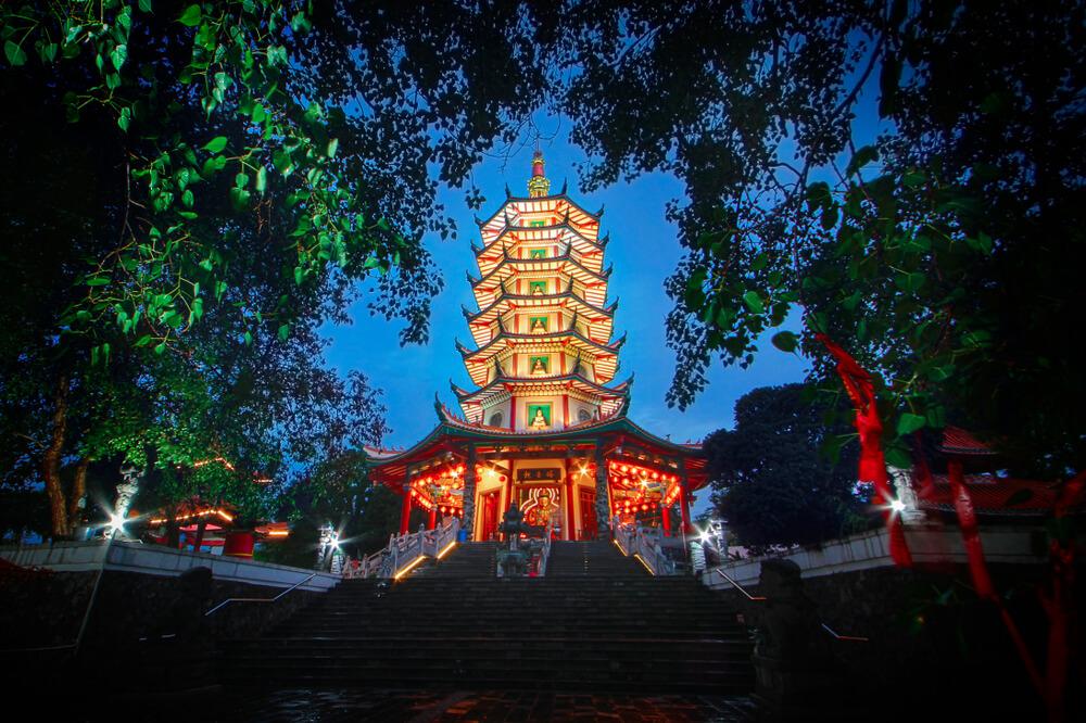 5 Wisata Religi di Semarang Nan Instagramable