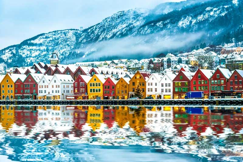 5 Rekomendasi Destinasi Wisata Musim Dingin Paling Hits Paling Hits di Dunia