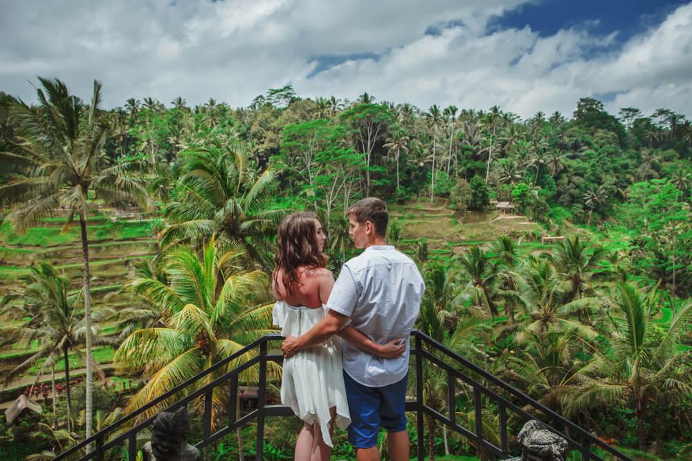 4 Tempat Wisata Romantis di Ubud, Cocok untuk Pengantin Baru