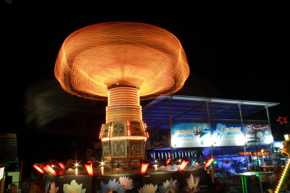 Seru-Seruan di 4 Wisata Malam di Malang